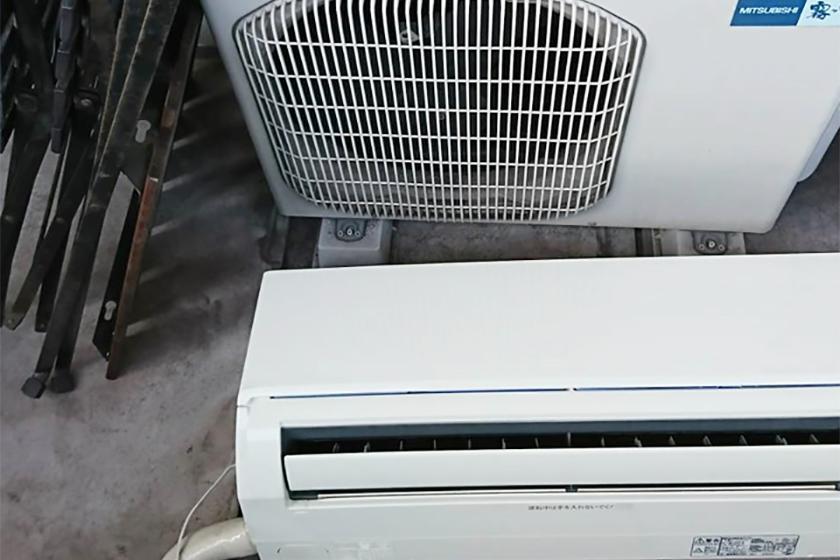 エアコン無料回収