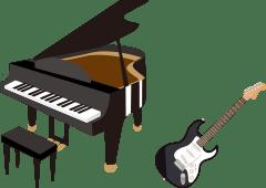楽器(ピアノ・管楽器・打楽器全般)