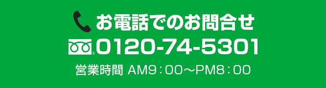0120-74-5301